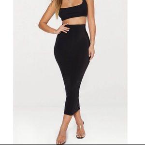 PLT • Bodycon Skirt